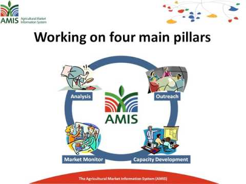 Agricultural Market Information System (AMIS)