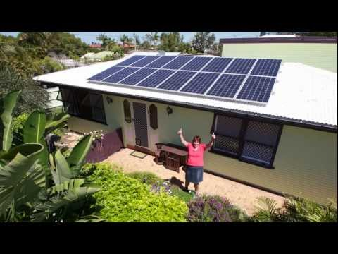 Quality, affordable solar panel systems - Brisbane, Australia - BioSolar Customer Story #68