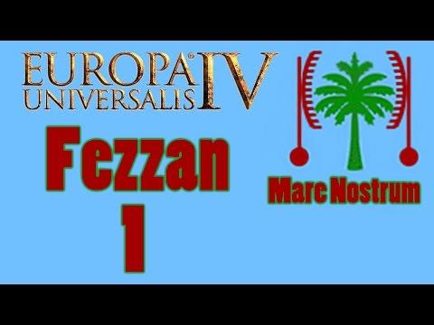 The Fezzan Corridor   Europa Universalis IV Mare Nostrum   Fezzan # 1