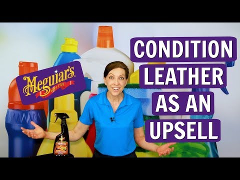How to Condition Your Leather Sofa - Meguiar's Leather Conditioner Product Review