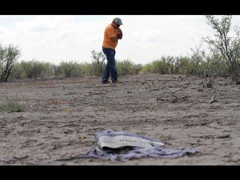 La fosa clandestina más grande de México está en Coahuila; es un campo de exterminio