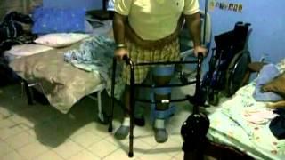REHABILITACIÓN.  FRACTURA DE COLUMNA Y SHOCK MEDULAR, VENEZUELA -FALCON