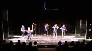 "Triple 8 Dance Company - Flashback: ""Storm Breakers"" - Cam Nguyen"