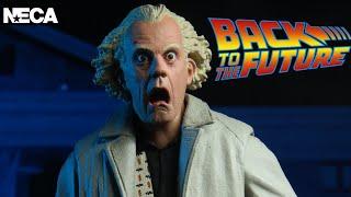 Neca Back To The Future Doc Brown Ultimate Figure First Look смотреть онлайн в хорошем качестве бесплатно - VIDEOOO