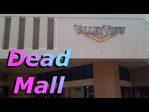 A Discount Movie Theater Inside A Dead Mall | Valley View Center & AMC Valley View 16
