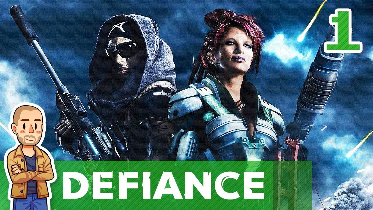 Defiance Gameplay Part 1 – New Character – Let's Play Series