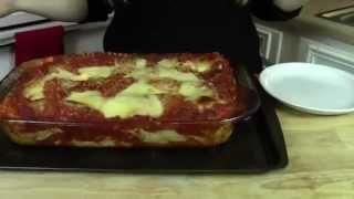 Ava's Flava Episode 109 Sausage Lasagna