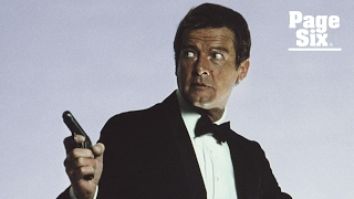 Roger Moore was the most memorable James Bond | Page Six