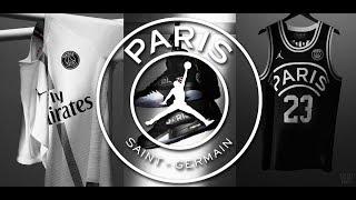 PSG X Jordan Brand Collection