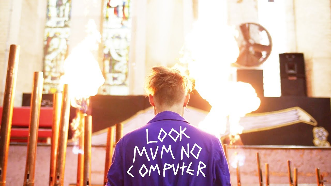 Lighting Up The Flamethrower Organ W Look Mum No Computer E3 This Is A Circuit Bent Furby Crazy And Now Owned By