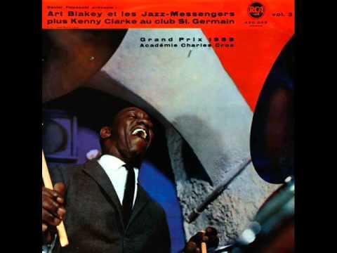 Art Blakey & the Jazz Messengers at Club Saint-Germain - Along Came Manon