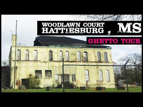 HATTIESBURG MISSISSIPPI GHETTO TOUR