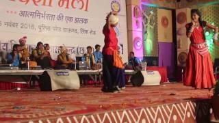 cg song || Swadeshi Mela Bilaspur 2016 || बटकी मा बासी औ चुटकी म नून