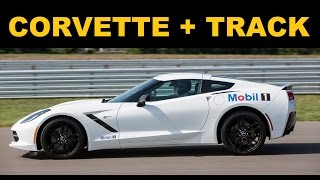2014 Corvette Z51 - My First Track Day