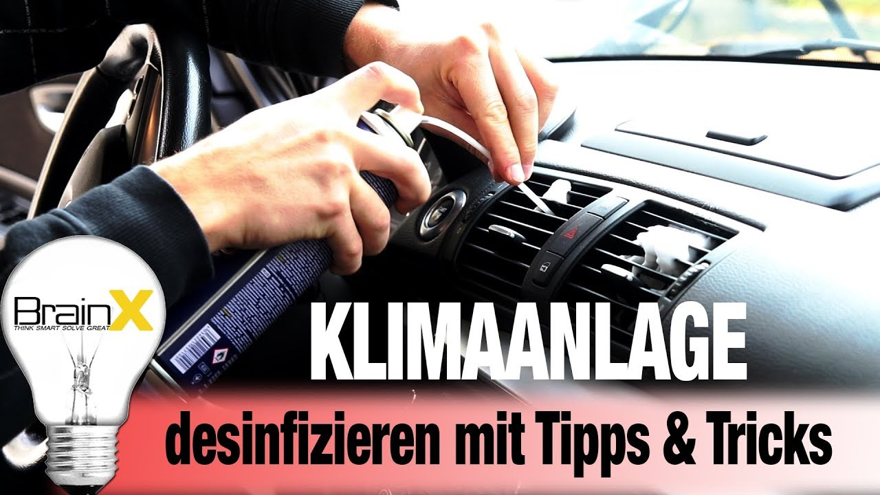 klimaanlage desinfizieren mit tipps und tricks 1er bmw e87. Black Bedroom Furniture Sets. Home Design Ideas