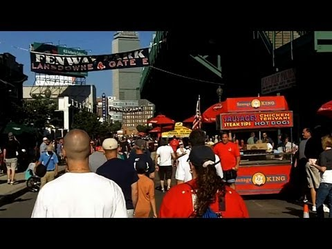Outside Fenway Park Pregame! What Is There To See Before Red Sox Game? #ThisWeekinRed