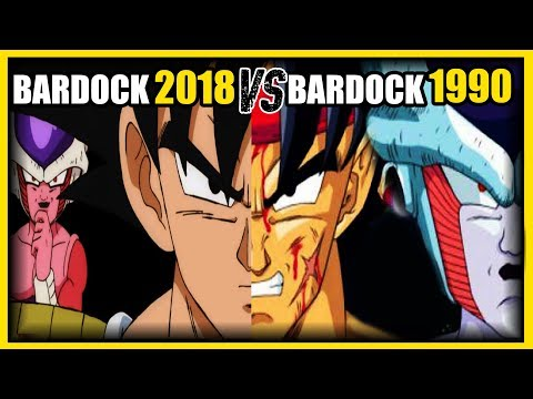 DRAGON BALL SUPER | BARDOCK 1990 VS BARDOCK 2018 | LA HISTORIA DEL PADRE DE GOKU | ANZU361