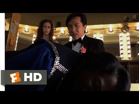 The Tuxedo (5/9) Movie CLIP - You Killed James Brown (2002) HD
