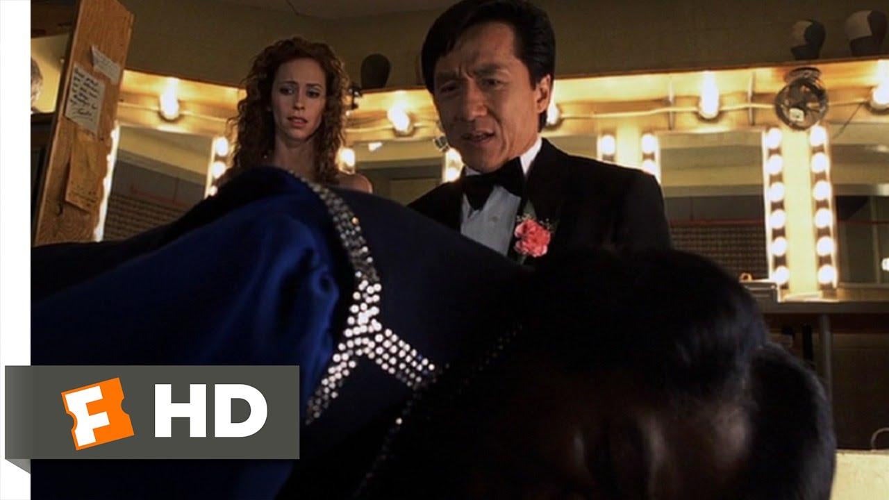 The Tuxedo (5/9) Movie CLIP - You Killed James Brown (2002 ...