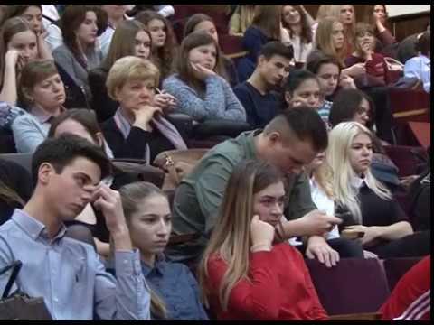 Губкинский филиал БГТУ им.  В.Г.  Шухова провел «День открытых дверей»