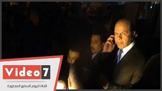 """بالفيديو.. مدير أمن الجيزة """"لا شواهد على وجود أعمال تخريبية بانفجار عقار فيصل"""