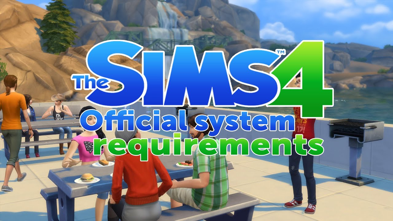 The Sims 4 - System requirements/specs are here - YouTube