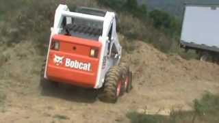 2005 Bobcat S250 Skid Steer Loader Kubota Diesel For Sale On Ebay Mark Supply Co