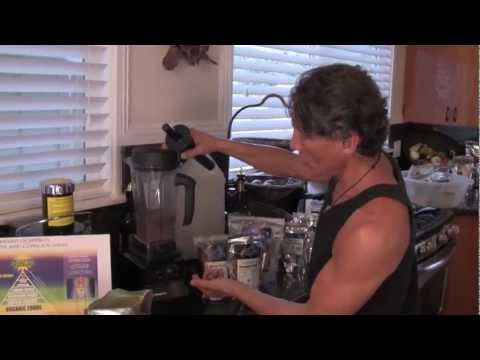 Dr Robert Cassar shares Adaptogenic Brain Food Raw Cacao Chocolate! Part 2 (Recipe) of 2