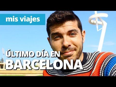 Mi último día en Montjuïc | BARCELONA