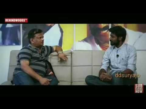 KV Anand talks about actor Surya.