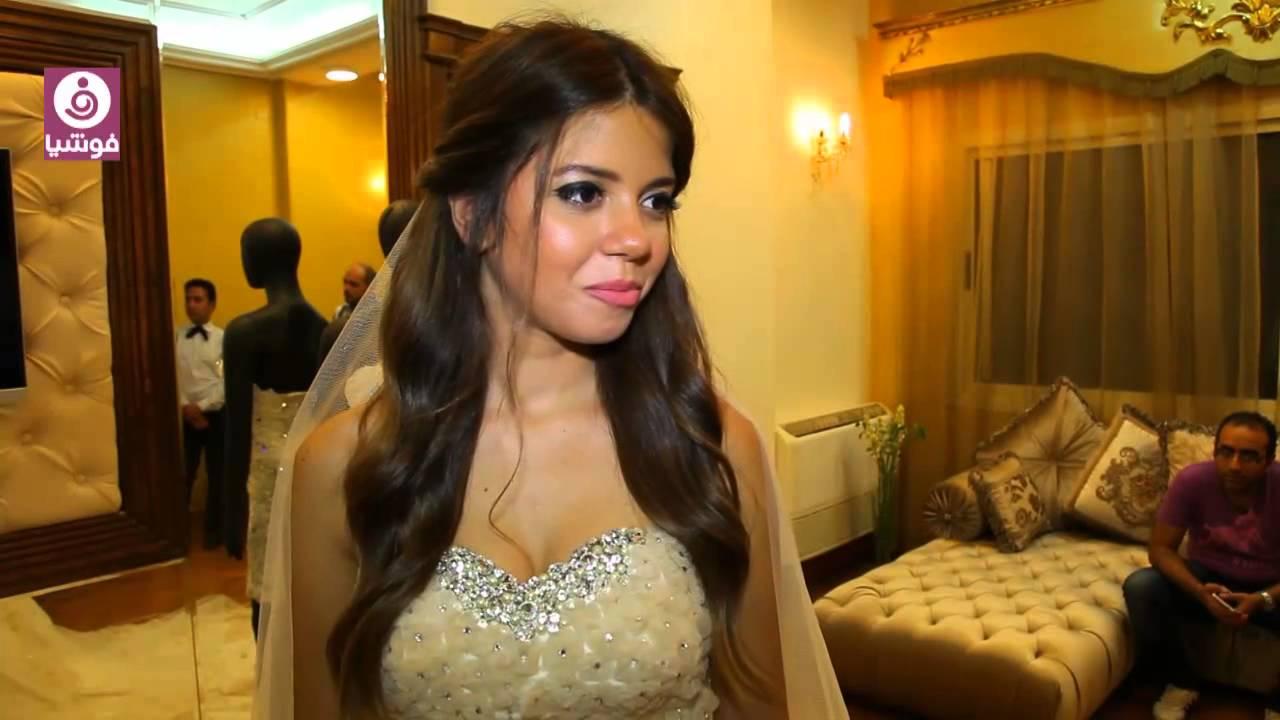 0ea7424e24d98 فساتين الزفاف المطرزة بالورود لعروس أكثر أناقة - YouTube