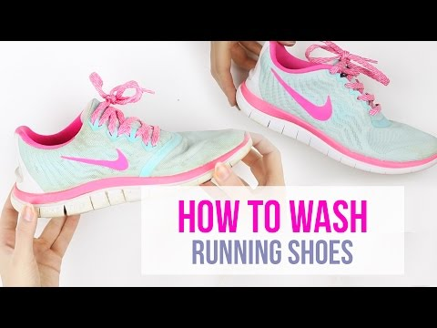 How To Clean Running Shoes Nike Free Run