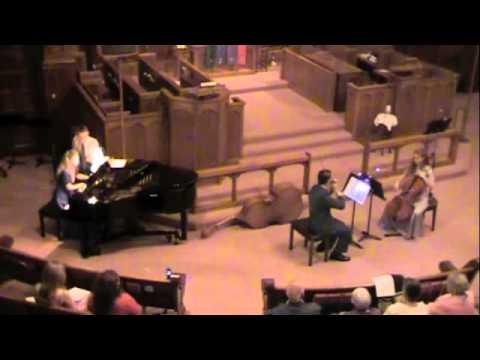 Bruch C minor Piano Trio 1st two movements