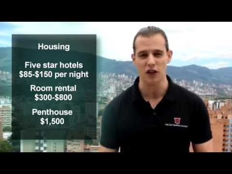 Cost Of Living In Medellin, Colombia