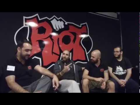 Riot Games Türkiye 5. Yıl Sohbeti | Stratera - Oyunbros - Theokoles - Yok be Olm - Linus