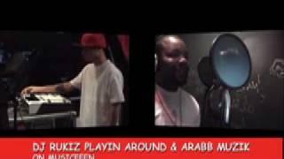 ARAB MUZIK @ THE MUSICFEEN.COM STUDIO W/ DUTCH REBELLE