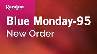 Karaoke Blue Monday-95 - New Order *