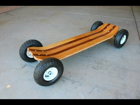 DIY Mountain Board - How to make