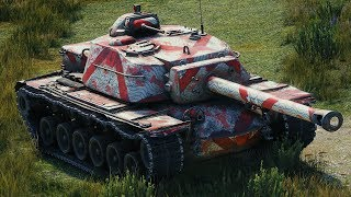 World of Tanks T110E4 - 8 Kills 10,6K Damage