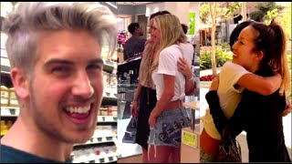 What I ate, meeting blogilates? feat Joey Graceffa