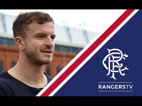 BORN AND BRED   Andy Halliday