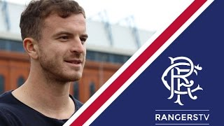 BORN AND BRED | Andy Halliday