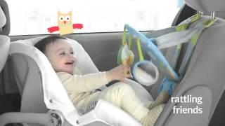 видео Чем развлечь кроху в дороге? | ООО Агентство