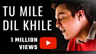 Tu Mile Dil Khile - Unplugged Cover | Pranay Bahuguna | Criminal | Kumar Sanu | Alka Yagnik