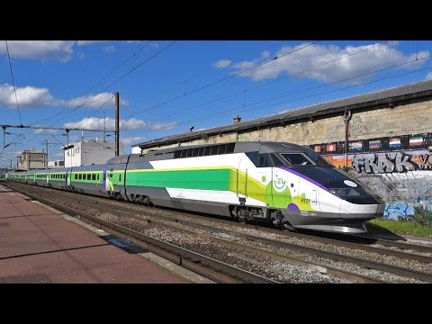 Izy, the low-cost train by Thalys