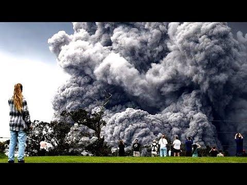 Erupción del volcán Kilauea desata evacuaciones masivas