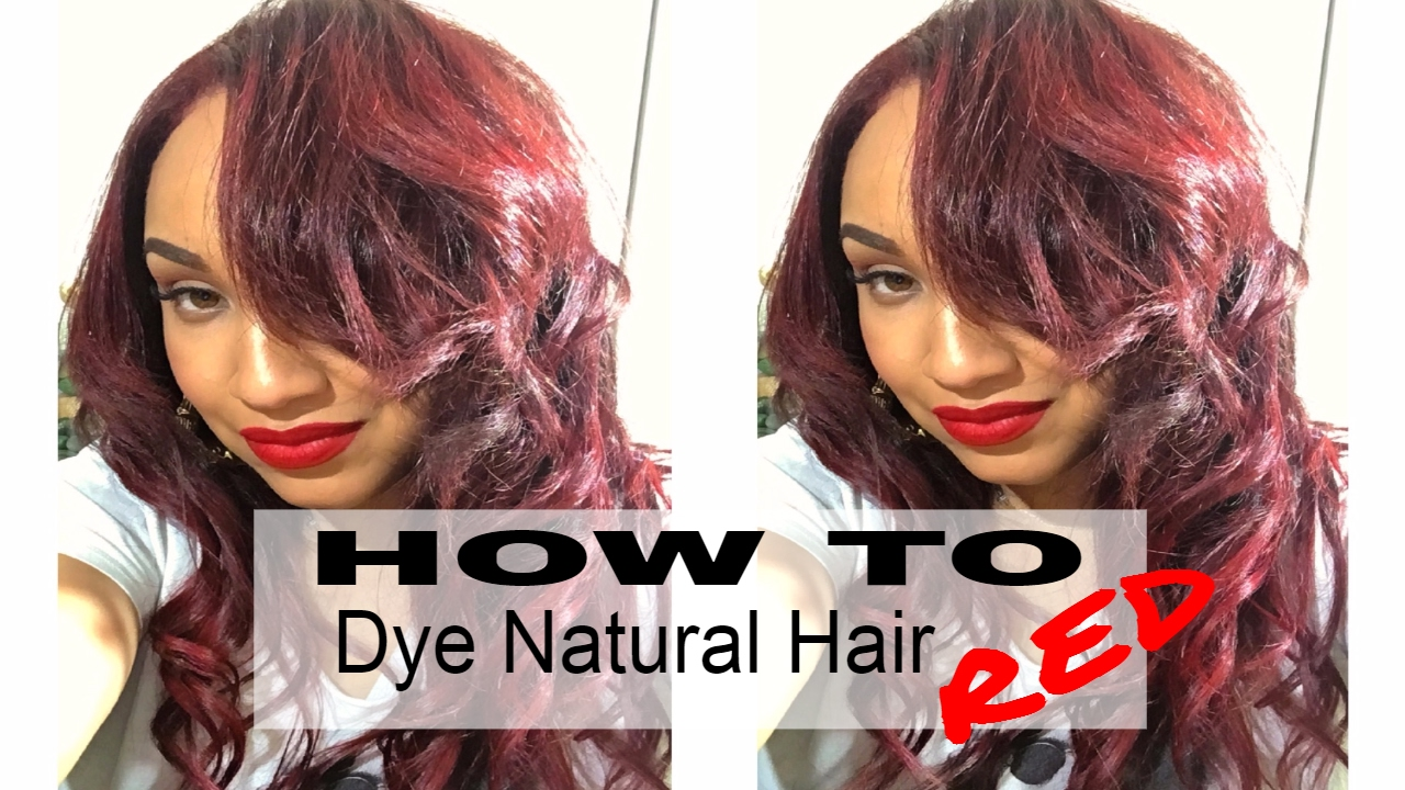 dye natural hair rihanna