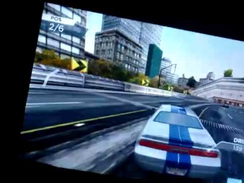 NFS Most Wanted on Xperia Acro S