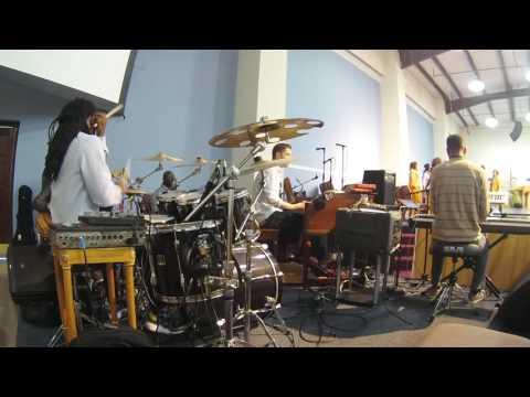 Hezekiah Walker - Souled Out (Drums)
