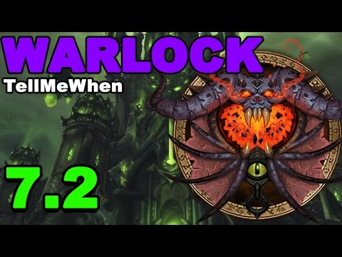 Warlock TMW Profile for Patch 7.2 w/Download